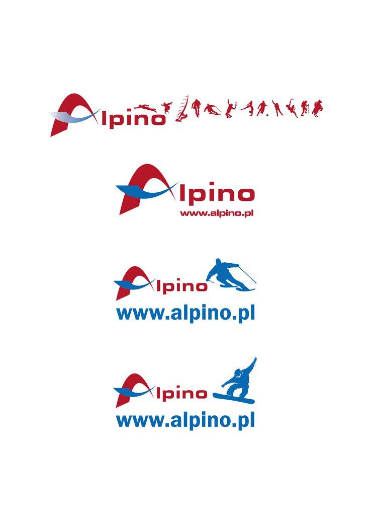 Logo Klub Sportowy Alpino
