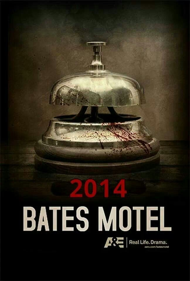 Bates Motel~can't wait for the 2nd season!
