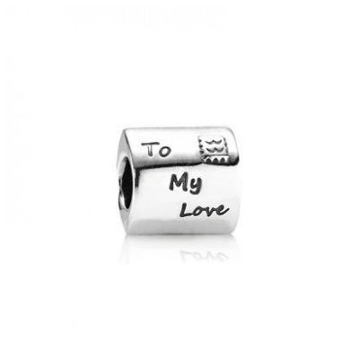 Pandora Love Letter Charms