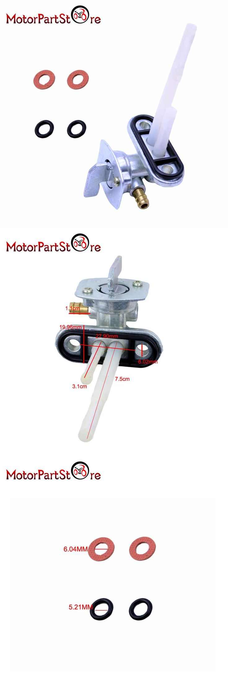 [Visit to Buy] Gas Fuel Tank Switch Valve Petcock Tap for Yamaha PW80 PW 80 PY80 PEEWEE Pit Dirt Bike Motorcycle ATV Quad Parts @ #Advertisement