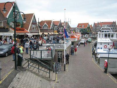 TOP WORLD TRAVEL DESTINATIONS: Volendam, Holland