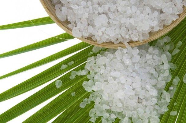 le sel soulage les angines