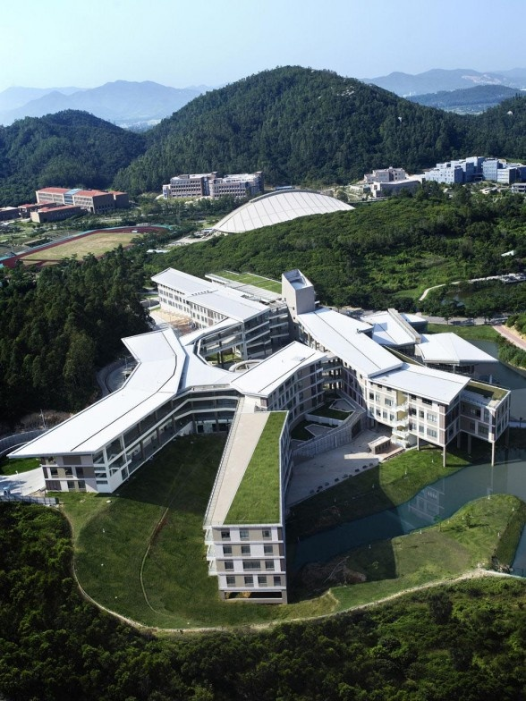 United International College (UIC) in Zhuhai, Guangdong Province. I will be working here for the next year.