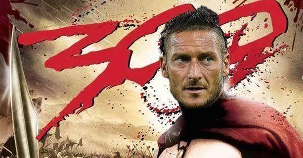 Niesamowity wyczyn reprezentanta Włoch • Francesco Totti strzelił już 300 goli dla AS Romy • Wielki RESPECT dla Tottiego • Zobacz >> #totti #roma #asroma #football #soccer #sports #pilkanozna