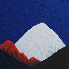 산과 하늘,그리고 별 by Chan-mo Kang