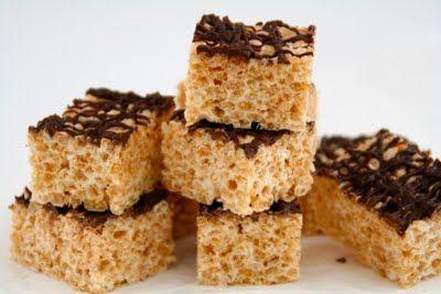 Mat på Bordet: Rice Krispie treats - til barna!