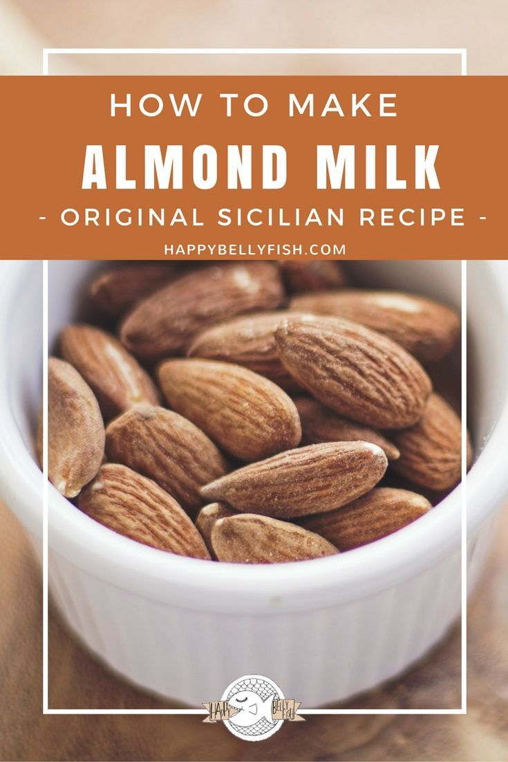 how to make almond milk (recipe in 2018 | food - delicious recipes