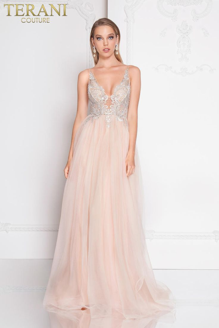 Terani Prom Dresses | Toronto largest prom gown selection at Amanda-Lina's Sposa Terani Prom 1811P5206 Terani Prom Amanda-Lina's Sposa Boutique - Wedding Gowns, Prom, Bridesmaid and Evening Dresses