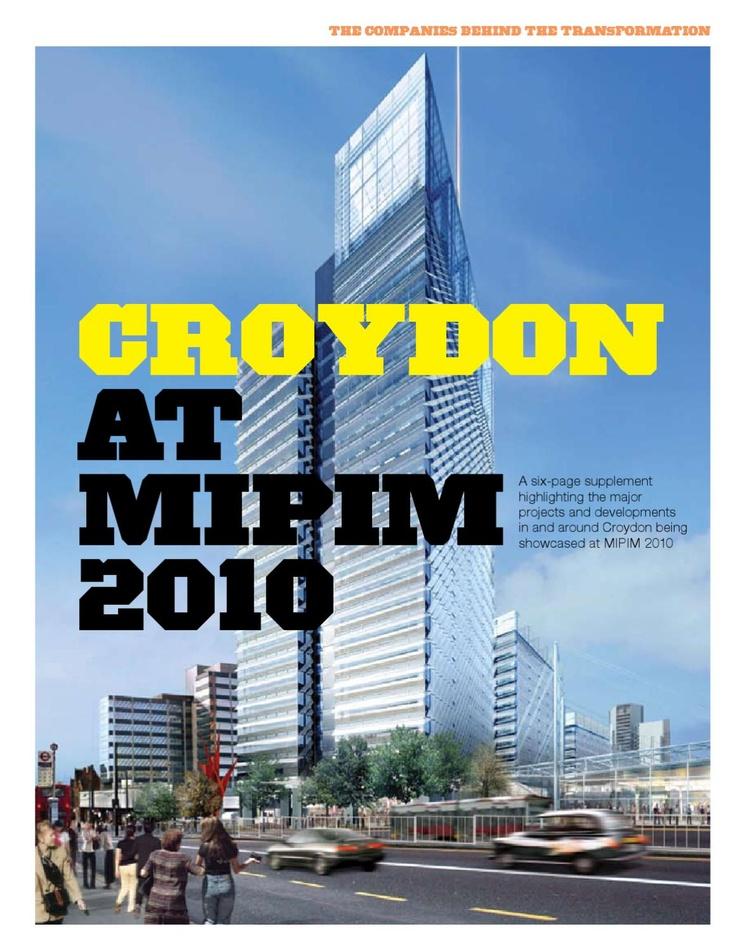 Croydon (City3) #6 #property #mipim