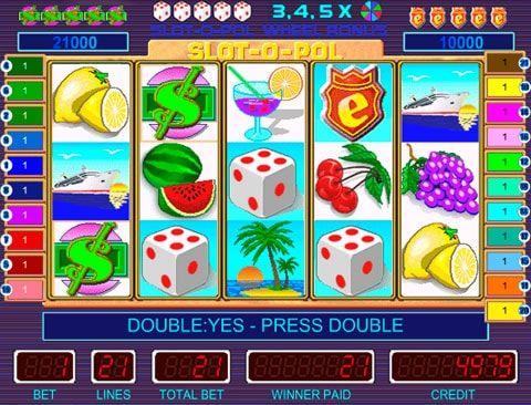 Играть в казино вулкан на автомате Slot о Pol Deluxe Обновленная версия игрового автомата Slot о Pol от разработчика Mega Jack с приставкой Deluxe обещает усовершенствованную графику и дополнительные элементы для отличного настроения и занятной игры на реальные деньги в казин�