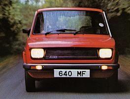 Fiat 127 (1980)