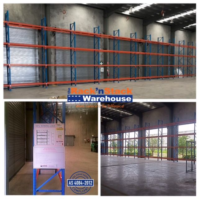 Selective Pallet Racking systems provide easy accessibility to all products at all times - important if the inventory is rapidly depleted and restocked.  #pallet #racking #warehouse #solutions #systems
