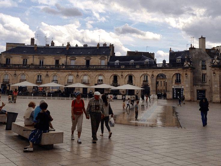 Dijon, mucho más que la famosa mostaza