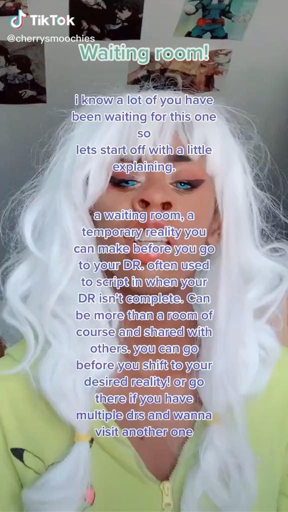 Shifting Waiting Room Video Create Reality Scripting Ideas Spiritual Manifestation