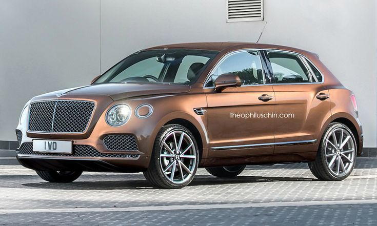 Une proposition pour une Bentley #Bentayga #Baby afin de contrer le succès de la Porsche Macan qui est incontestable partout dans le monde.