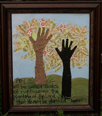 oaks of righteousness | Oaks of Righteousness by Erin Hughey