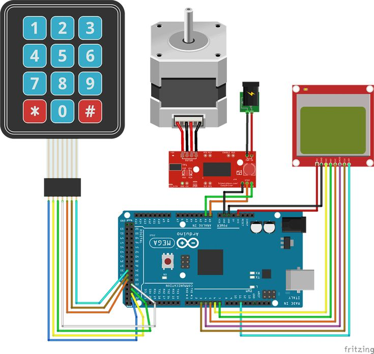 Let U0026 39 S Control The Movement Of A Stepper Motor By Entering