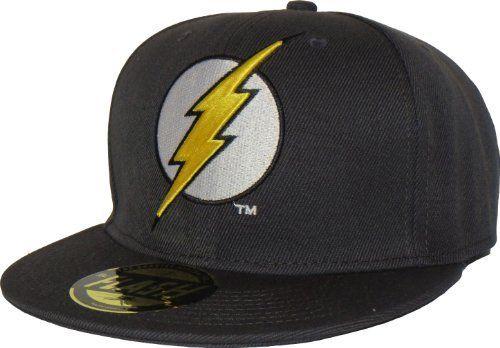 Dc Comics The Flash Logo Grey Snapback Cap Price 163 18 95