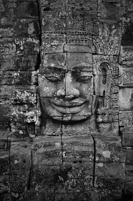 Cambodia- Bayon Temple #khmer #travel #suenodocfilms