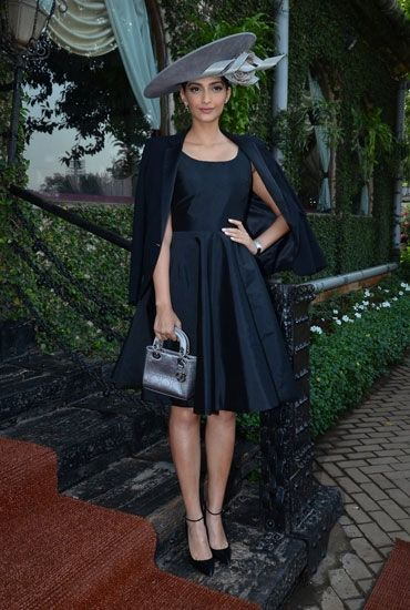 Sonam Kapoor. To view more visit: http://www.vogue.in/content/layer-mumbai-winter#5