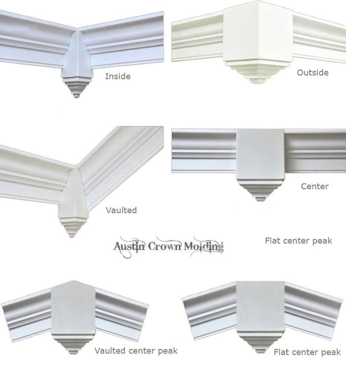 Best 25 foam crown molding ideas on pinterest crown for 9 inch crown molding
