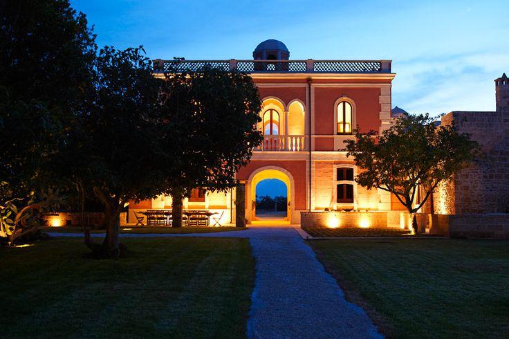 Villa Pizzorusso Puglia 4
