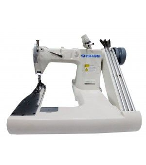 High Speed 2/3 Needle Feed-Off-Arm Double Chain Stitch Machines