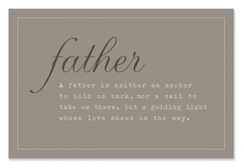 happy fathers day quote from a daughter