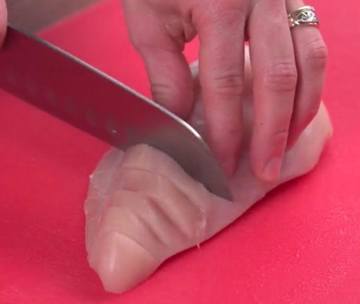 Na het zien van deze methode om kip te bereiden, doe ik het zelf nooit meer anders! LEKKER!! - Zelfmaak ideetjes