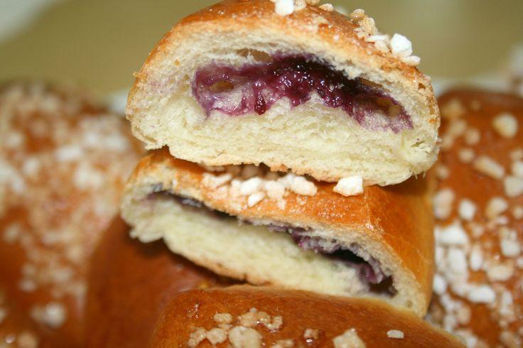 Пирожки со свежей ягодой - Люда