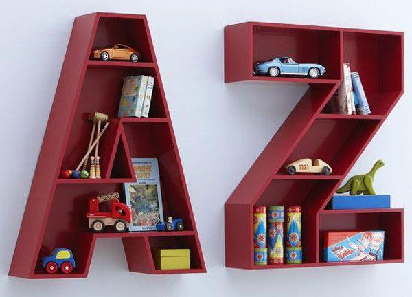 Ideias criativas para organizar os livros dos pequenos e incentivar a leitura: