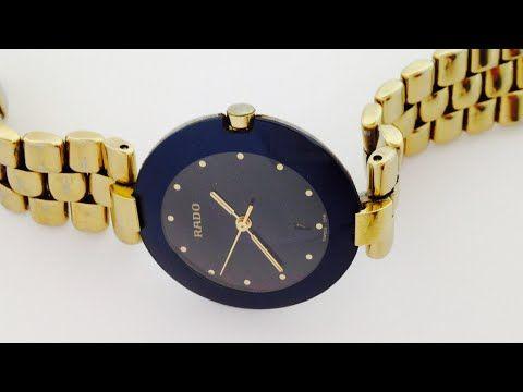 Reloj Rado Modelo 129 Caja De Acero-cerámica (EN VENTA)