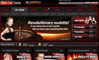 "Smart Live Casino which is one of the most famous and popular ""Live Casino"" of England has rapidly raised its popularity in Europe also and deservedly reached its current successful position. Smart Live Casino provides Live-Casino service via sky, meli ..."