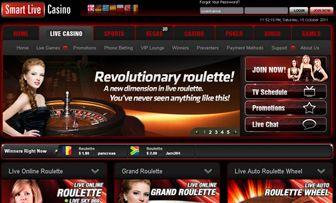 smart live casino customer service