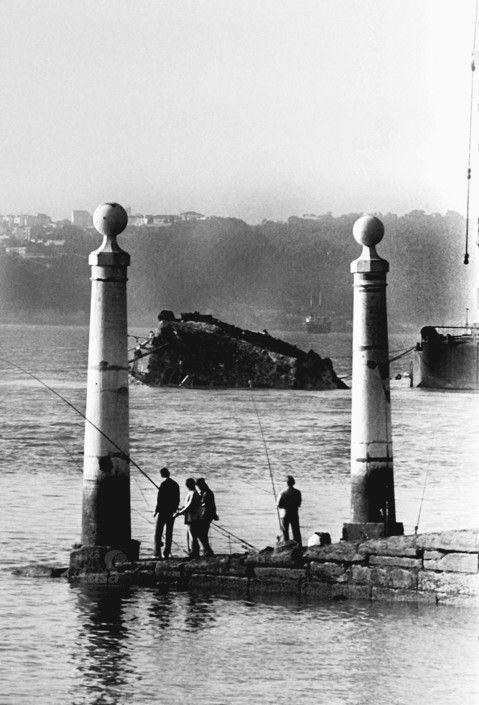 """Cais das Colunas, """"Tollan"""", 1983"""
