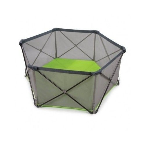 Infant Portable Baby Travel Playpen Indoor Outdoor Toddler Play Yard Compact New #SummerInfant