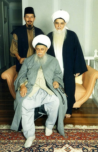 In loving memory of HRH Shaykh Raja Ashman Shah. May Allah bless him and cover him with mercy.