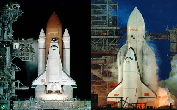 buran space shuttle compared to us - photo #13