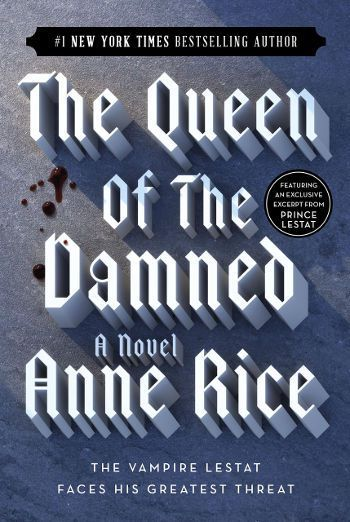Book Review: The Queen of the Damned (The Vampire Chronicles Book 3) by Anne Rice | Metaphors and Moonlight