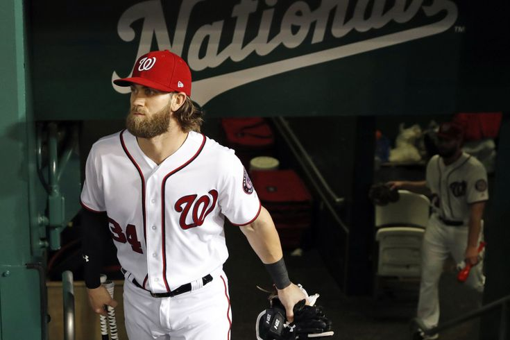 Bryce Harper knows you just want to ask about free agency
