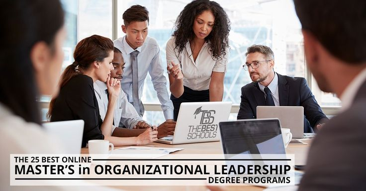 Find the best, accredited, 100% online Organizational Leadership master degree programs, based on faculty strength, academic excellence, ROI & reputation.