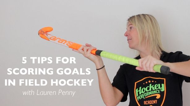 Want to score more goals in field hockey? This video is a must watch!