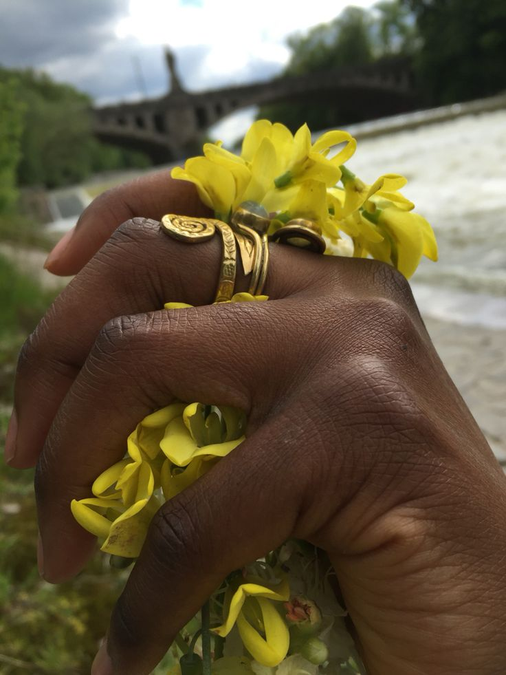 Die Hand voll Gold