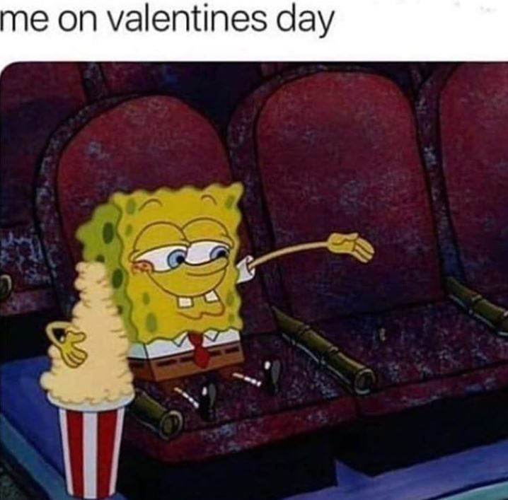 17 Anti Valentine S Day Memes For The Salty Singles Valentines Day Memes Me On Valentines Day Funny Memes