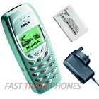 Nokia 3410 - Unlocked Mobile Phone Simple Basic Bargain Solid Reliable AUCT723