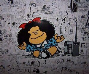 Mafalda, la niña rebelde e incisiva, cumple 50 años. #TN7