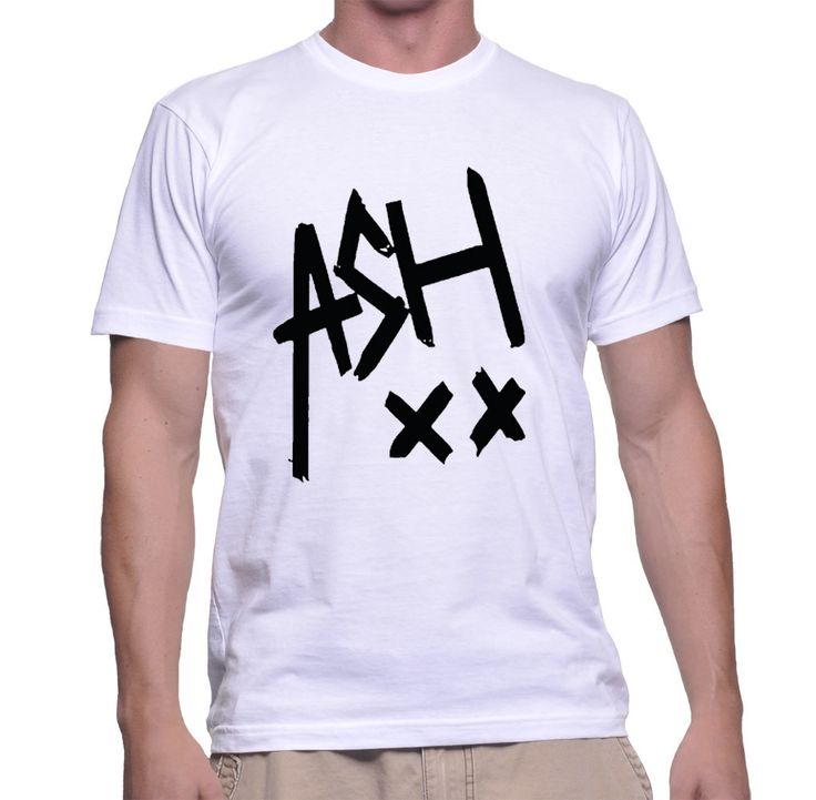 5SOS Ashton Irwin Signature For Men T-shirt