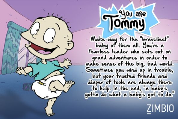 character analysis on the cartoons the rugrats See cartoons and comics daily as well as our original series like ian is bored and lunchtime w/smosh smosh is the brainchild of anthony padilla and ian hecox, and smoshcom focuses on everything humorous, funny, or awesome from around the web.