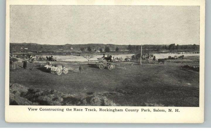 Rockingham Park Salem NH around 1906