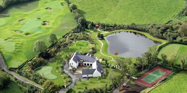 Here's Your Chance to Stay At PGA Champion Rory McIlroy's House